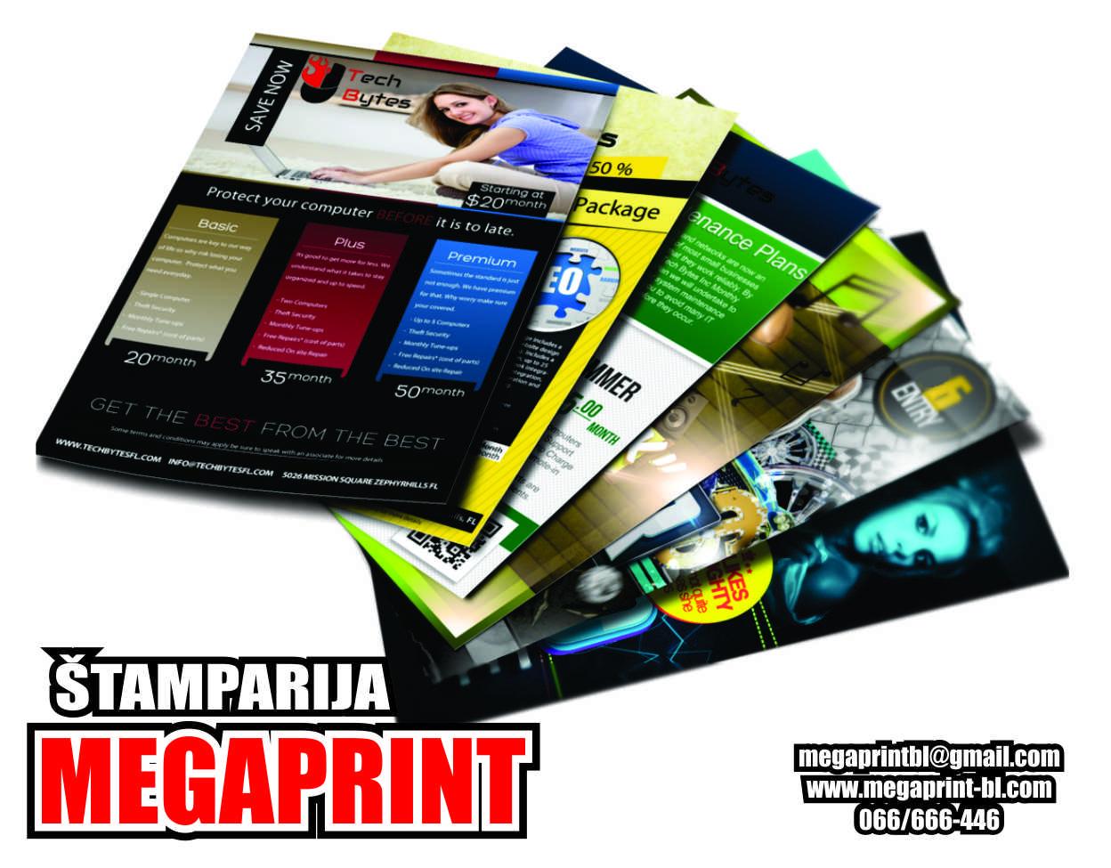 MEGAPRINT 18